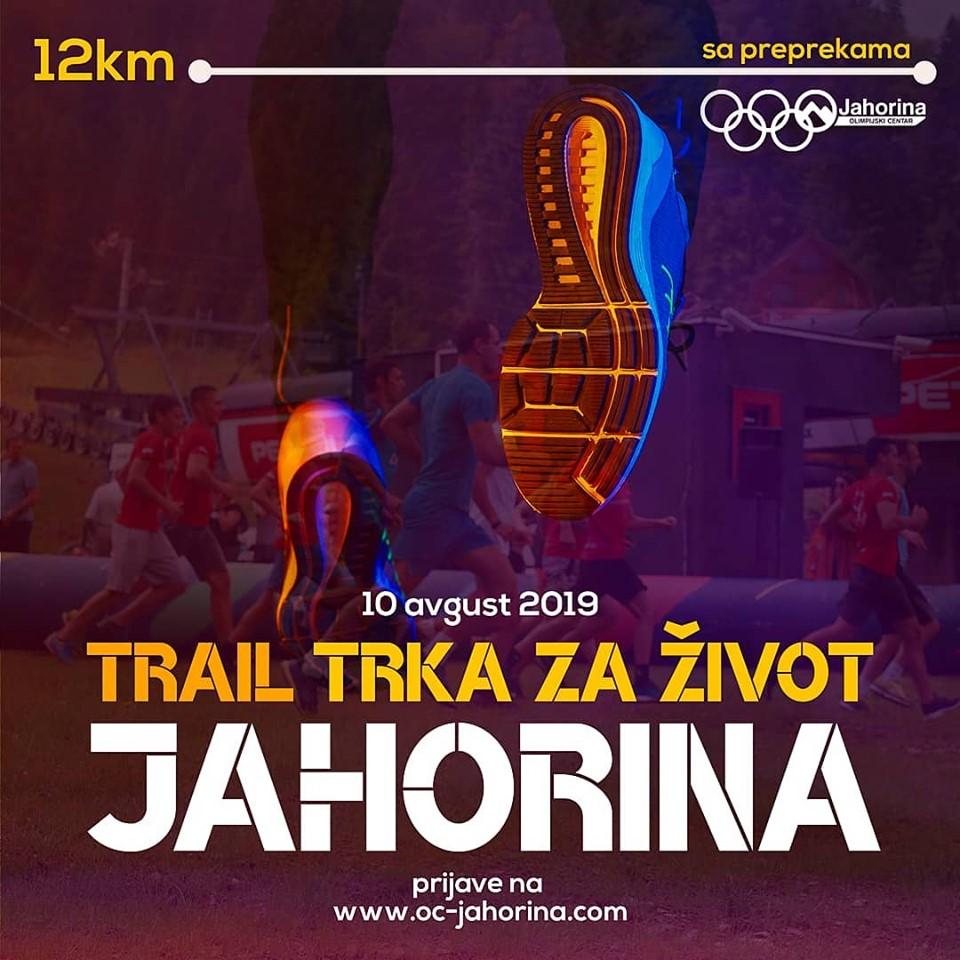 Trail trka za život 2019