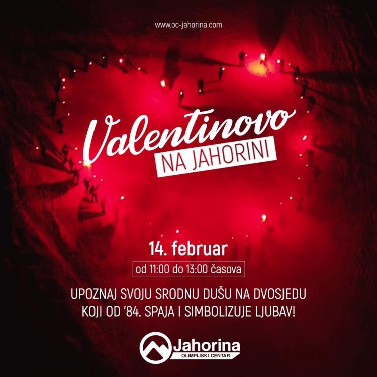 Valentinovo na Jahorini